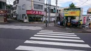 2東青梅駅北口交差点 - コピー