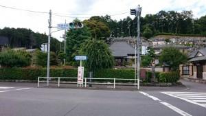 4光明寺前交差点 - コピー