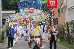 八坂神社祭典