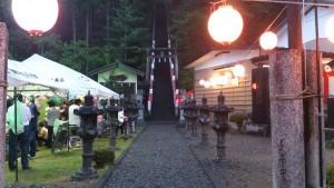 八坂神社夜宮2