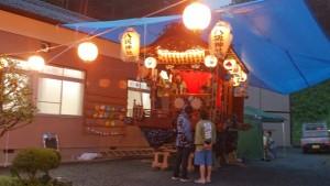 八坂神社夜宮1