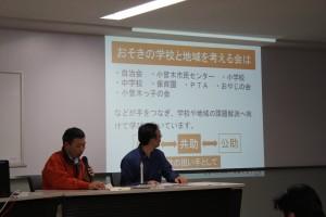 市民提案協働事業2013