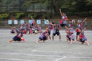 六中体育祭